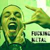 iopha: (F'ing metal)