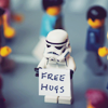 hiddleasaurus: (stormtrooper // free hugs)