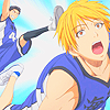 hiddleasaurus: (knb // kise gets kicked)