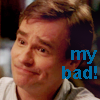 flywoman: (My bad!Wilson)