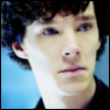 shadowfireflame: (Sherlock in Molly's lab)