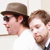 pretentious_kneecap: (mavid love in dc)