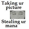 chamekke: Taking ur picture, stealing ur mana (cha_taking_ur_picture)