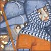 chamekke: Medieval peekaboo (medieval_peekaboo_scared_soldier_by_semy)