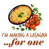 chamekke: I'm making a lasagna... FOR ONE (FOTC1_by_iconseeyou)