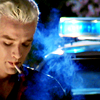 silverusagi: (Spike - police car)