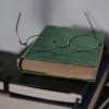 chalcedony: (books and glasses)