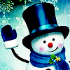 deliabarry: (Blue Snowman)