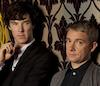 squidgiepdx: (Sherlock - Sherlock & John at 221B)