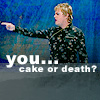 zonewombat: (cake or death)