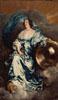 wolffe: (van Dyck's dead lady)