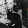 decaf_demon: (bogey and bacall)