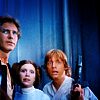 jediknightmuse: Trio- A New Hope (Star Wars)