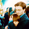 dynastessa: harry + albus potter } harry potter (all was well.)