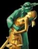 mdlbear: Jiberty dip-kissing Justice (liberty-loves-justice)