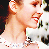 veleda_k: Leia Organa from A New Hope (Star Wars: Leia smiling)