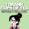 isana: (tea)