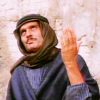 hollyslowly: Lawrence of Arabia; Ali beseeches the heavens. (This is a real fuckin debacle here today)