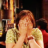 hollyslowly: Miranda; Miranda commits double facepalm. (I'M IN THAILAND GARY)