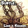 victoriapyrrhi: (Kraken)
