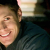 moonshayde: (Dean Smiles) (Default)
