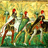 joculum: (magi from Ravenna mosaic)