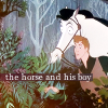 rosa_cotton: (the horse and his boy)