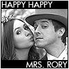 tencrush: (happy missus rory)