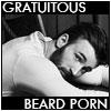 tencrush: (chris beard porn)