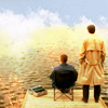 moonshayde: (Cas and Dean (Fishing))