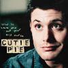 moonshayde: (Cutie Pie (Dean))