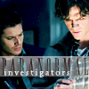 moonshayde: (Paranormal Investigators)