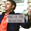 moonshayde: (King of the Mountain (Dean))