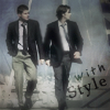 moonshayde: (With Style (Winchesters))