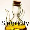 sarahjean: (simplicity olive oil)