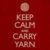 crewgrrl: (Keep Calm and Carry Yarn)
