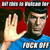 thescarletwoman: (TV // Vulcan :: Fuck Off)