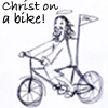 r_scribbles: (Christ on a bike!)
