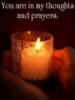 mrs_helenesnape: (prayer candle)