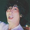 ansighety: (happy, jin)