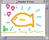 garote: (flounder o love)