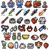 garote: (castlevania items)