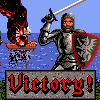 garote: (victory)