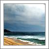 scordatura: (scene: beach)
