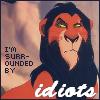 neshomeh: (idiots)