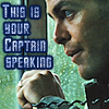 caitri: (This is Your Captain)