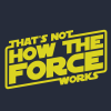 duinemerwen: (that's not how the force works)