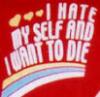 hawkdancer: (hate myself)