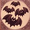 iterum: (bats)