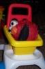 sal_amanda: (elmo shopping cart)
